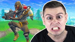 NOOB spielt HAUTNAH in Fortnite ..