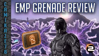 EMP Grenade Review/Update Overview | Planetside 2 Gameplay