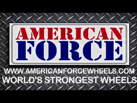 american force wheels dodge 3500 dually with fusion 22 wheels at