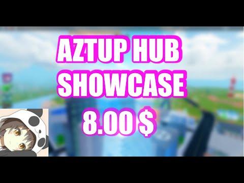 Aztup Hub Showcase! L 8$ Script Hub