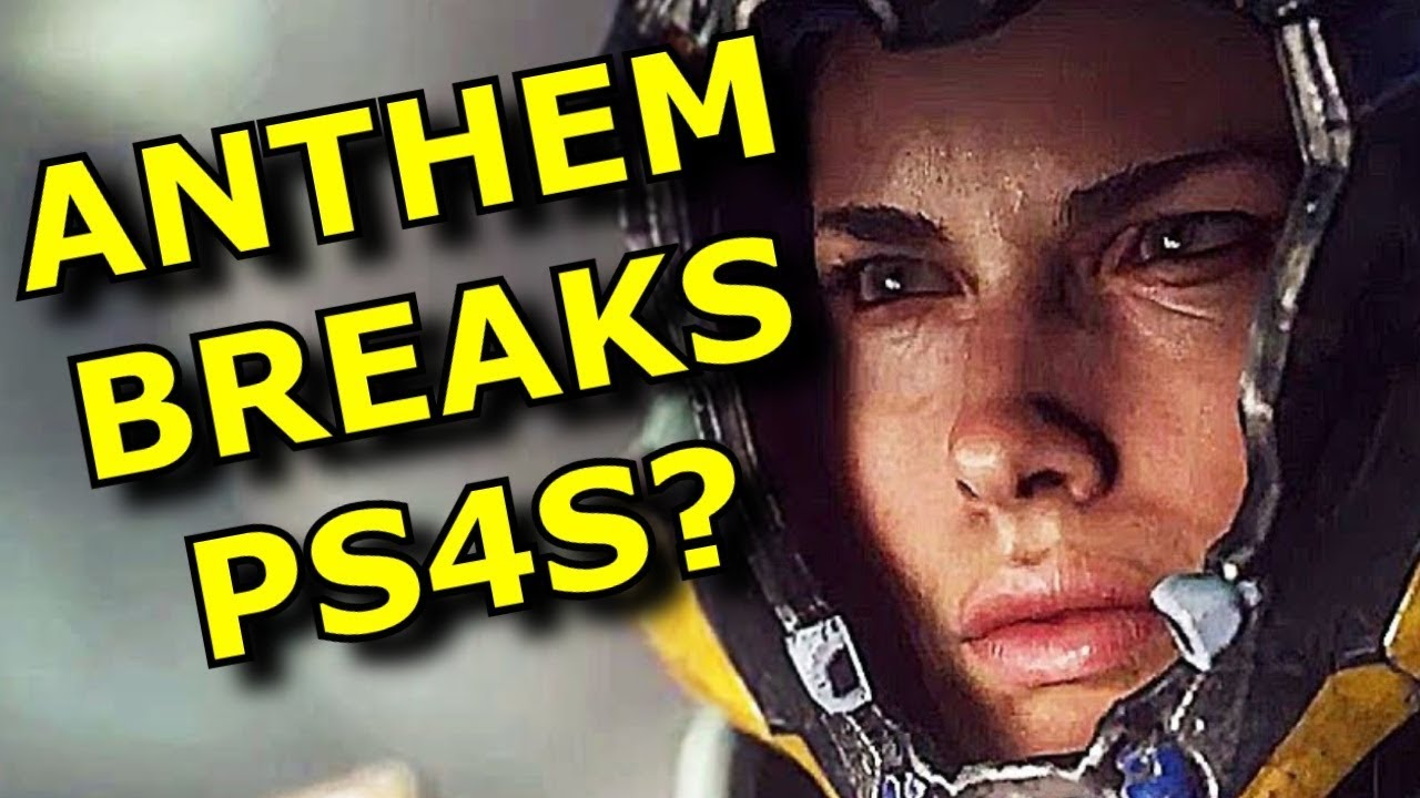 So Anthem is BREAKING Game Consoles?! – Angry Rant