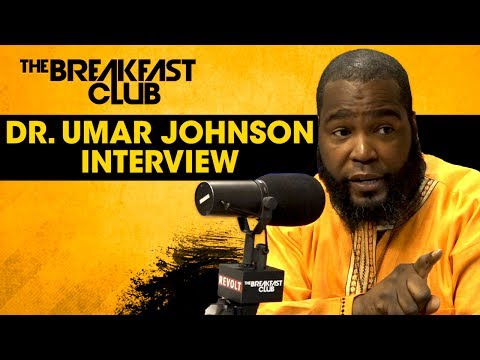 Dr. Umar Johnson Discusses Inter-Racial Marriage, President