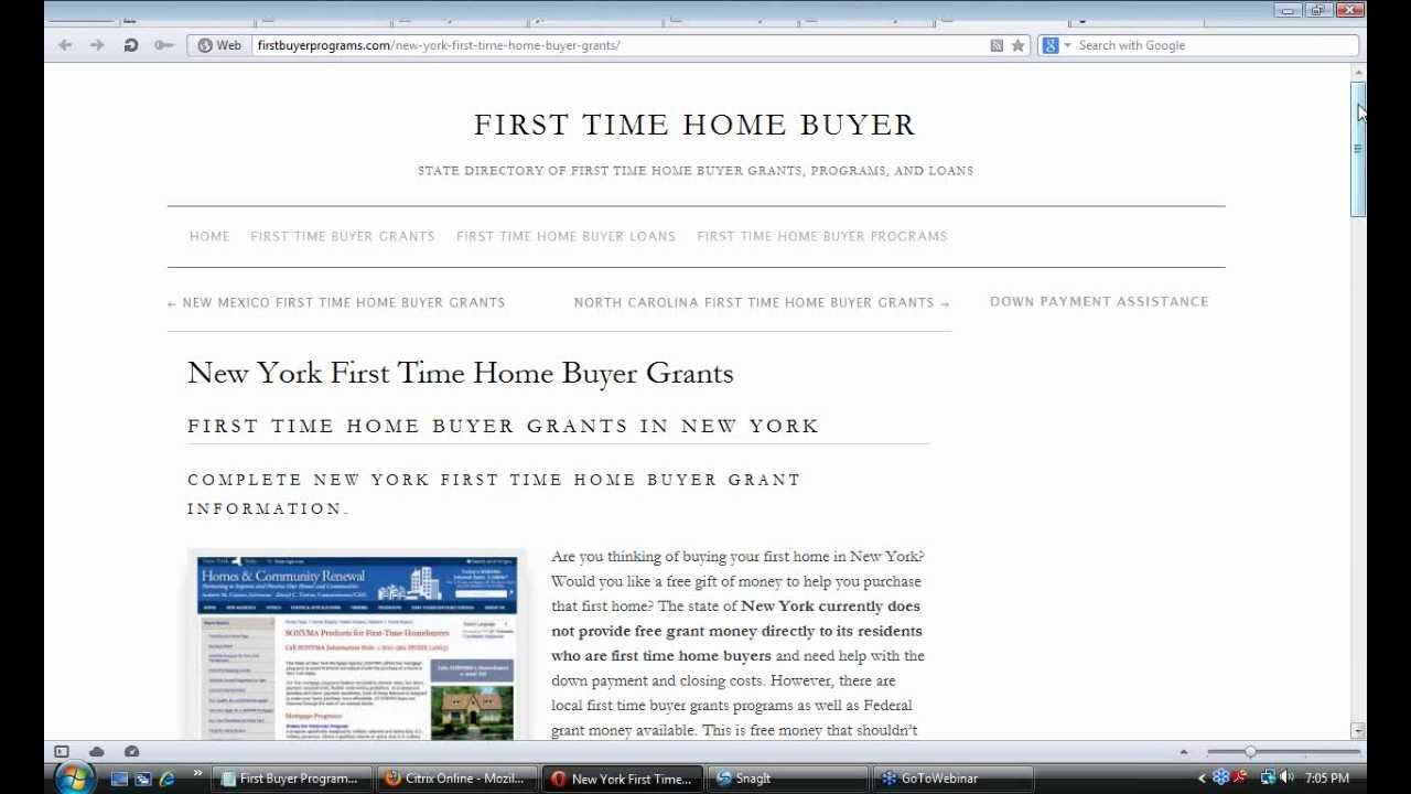 Texas First Time Home Buyer Programs