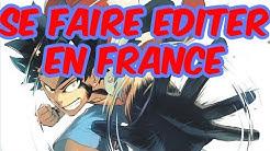 Manga : Comment se faire éditer en France