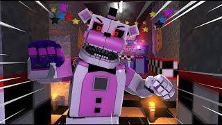 Evil Funtime Freddy Attacks!- Minecraft FNAF Roleplay