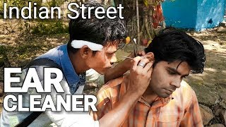 Video Indian streets Ear cleaner ( C.C AVAILABLE) download MP3, 3GP, MP4, WEBM, AVI, FLV Mei 2018