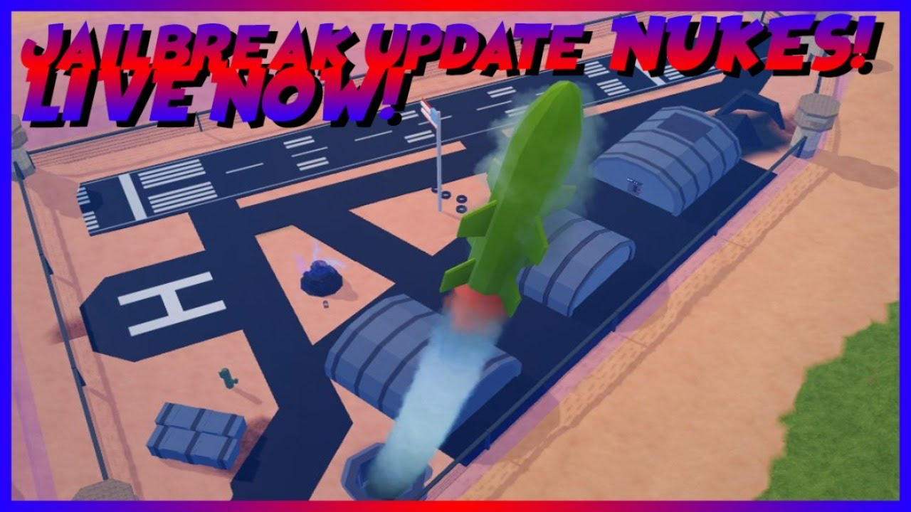 Roblox Jailbreak Update Live!!! New Prison, Piggy ...