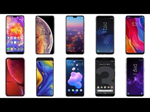 ТОП 10 смартфонов с хорошей камерой 2018 года. Обзор и рейтинг лучших камерафонов 2018 года.