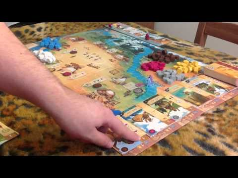 Lewis & Clark: The Expedition Intro & Rules