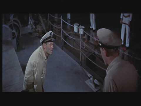 Martin Milner is the Shore Patrol Officer