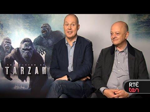 David Yates and David Barron talk Hozier and The Legend of Tarzan