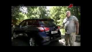 """2015 Nissan Tiida / Тест на """"драйве"""""""
