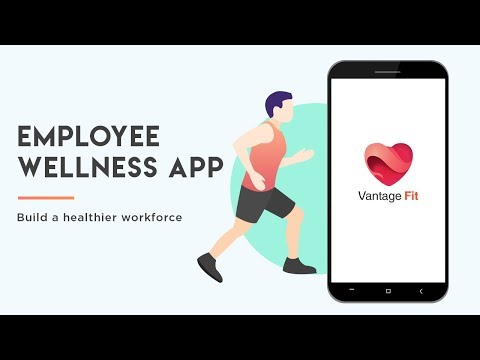 Vantage Fit - Employee Health and Wellness App