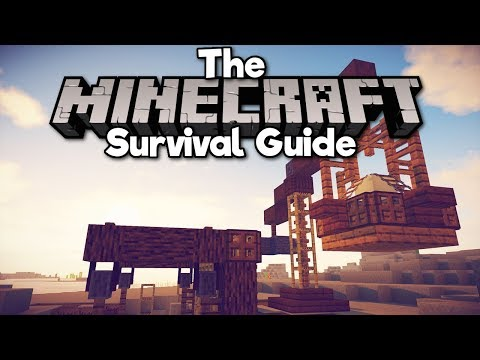 Expanding the Fossil Dig Site! ▫ The Minecraft Survival Guide (Tutorial Lets Play) [Part 176]