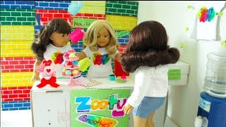Video The Customer is Always Right (American Girl Doll Stopmotion) REMAKE download MP3, 3GP, MP4, WEBM, AVI, FLV Agustus 2018