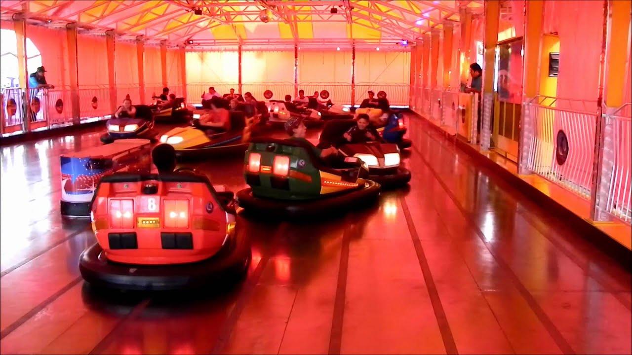 Neverland Bumper Cars Ride California State Fair 2011