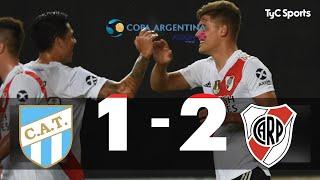Atlético Tucumán 1-2 River I Copa Argentina