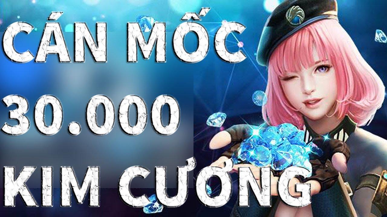 Chiến Dịch Huyền Thoại – Cán mốc 30.000 kim cương, Chia sẽ kinh nghiệm kiếm kim cương