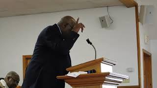 Keep Focused Phillipians 3 12 15 Rev  James White Oak Grove Baptist Church Pt1 1