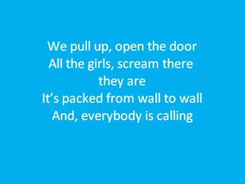 The City is Ours Lyrics - Big Time Rush