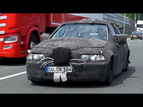 Разгоняем BMW за