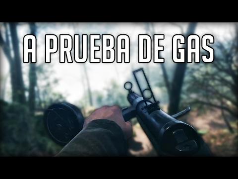 BATTLEFIELD 1 LIVE - ¡A PRUEBA DE GAS!
