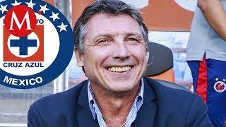 Robert Dante Siboldi es nuevo técnico del Cruz Azul
