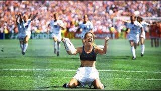 Chung kết World Cup môn bóng đá nữ 2019 và chuyện bình đẳng giới trong môn thể thao vua | VTV24