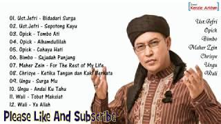 Lagu Religi Ust Jefri Opick Bimbo Maher Zein Ungu  Wali Syahdu   Enak di Dengar 01