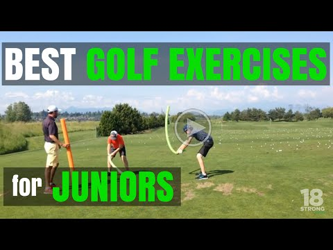 Best Golf Exercise For Juniors