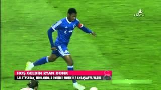 Ryan Donk Galatasaray'da