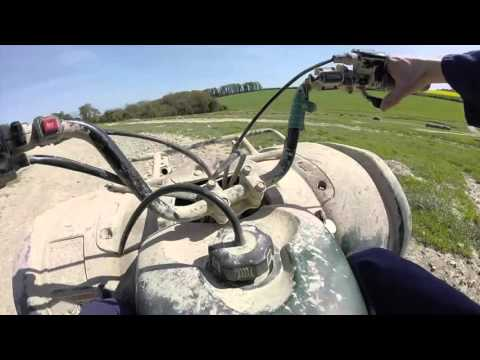 Quadbiking Gorcombe Extreme Sports 2016