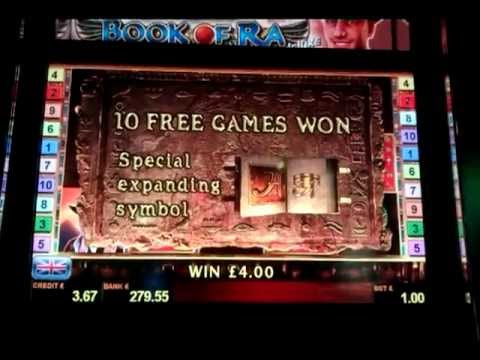 slot machine game online book of ra gewinn