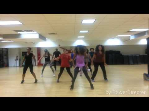 Back Up  Dej Loaf ft Big Sean Dance Fitness