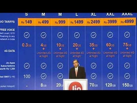 Jio postpaid plan, prepaid plan and Jio Prime explained