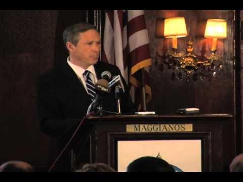 Hon. Mark Kirk , Republican Candidate, United States Senator
