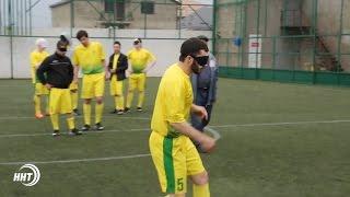 видео Спорт слепых - история