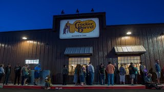 See 'em lining up for Cracker Barrel at crack of dawn in Sacramento thumbnail