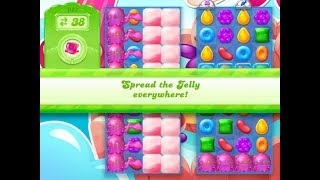 Candy Crush Jelly Saga Level 987 (No boosters)