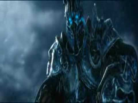 Official  Video World of Warcraft Wrath of The Lich King HD