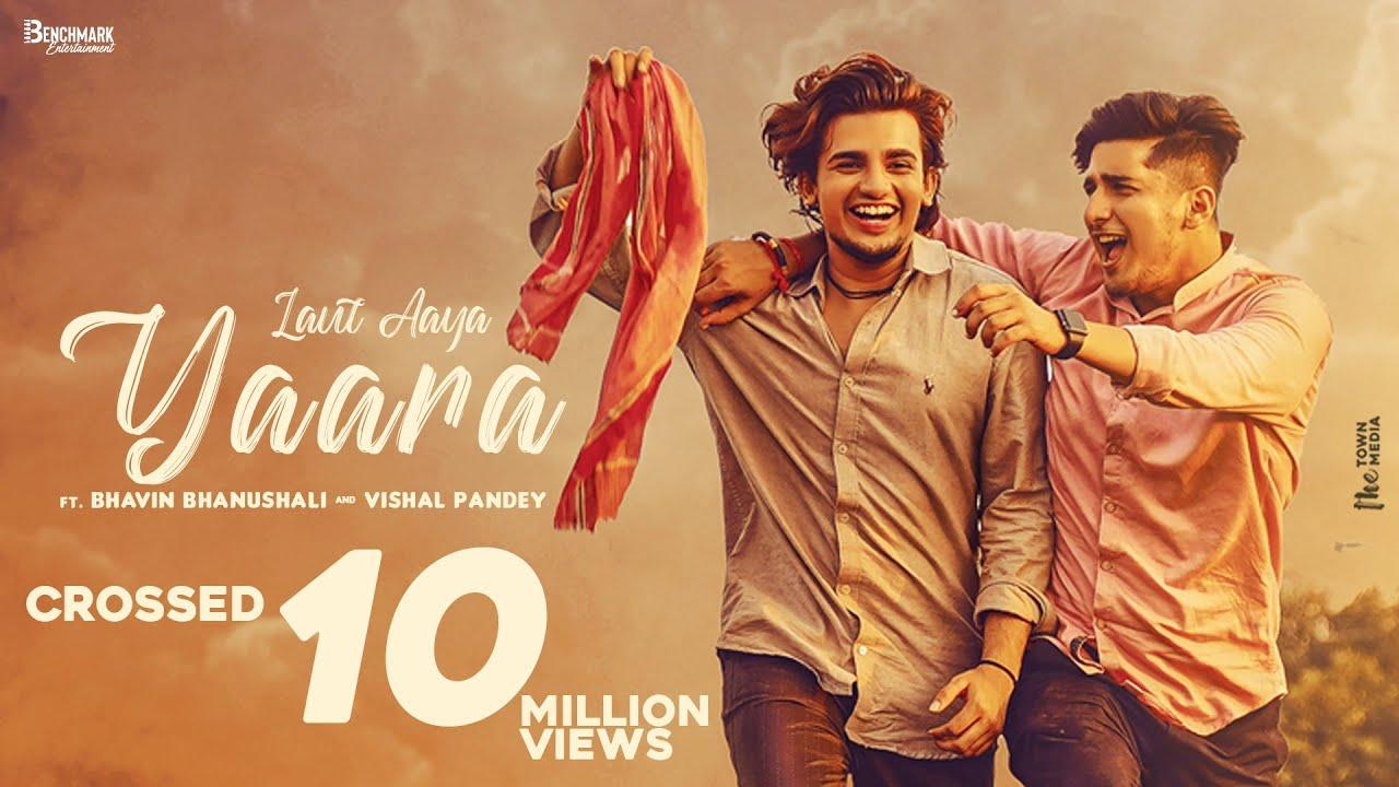 Download Yaara (Full Song)   Suraj Chauhan   Bhavin & Vishal   Dhruwal Patel   Latest Hindi Song 2020
