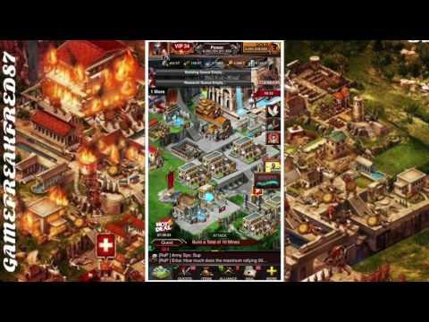 Game of War: Updates