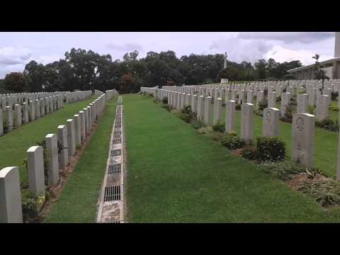 Kranji War Memorial. Singapore. September 2013. (part 1)