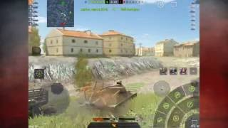 World of Tanks Blitz - How to play when your team are heavies