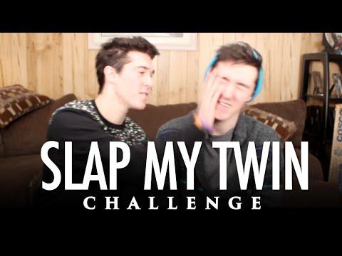 THE SLAP MY TWIN CHALLENGE