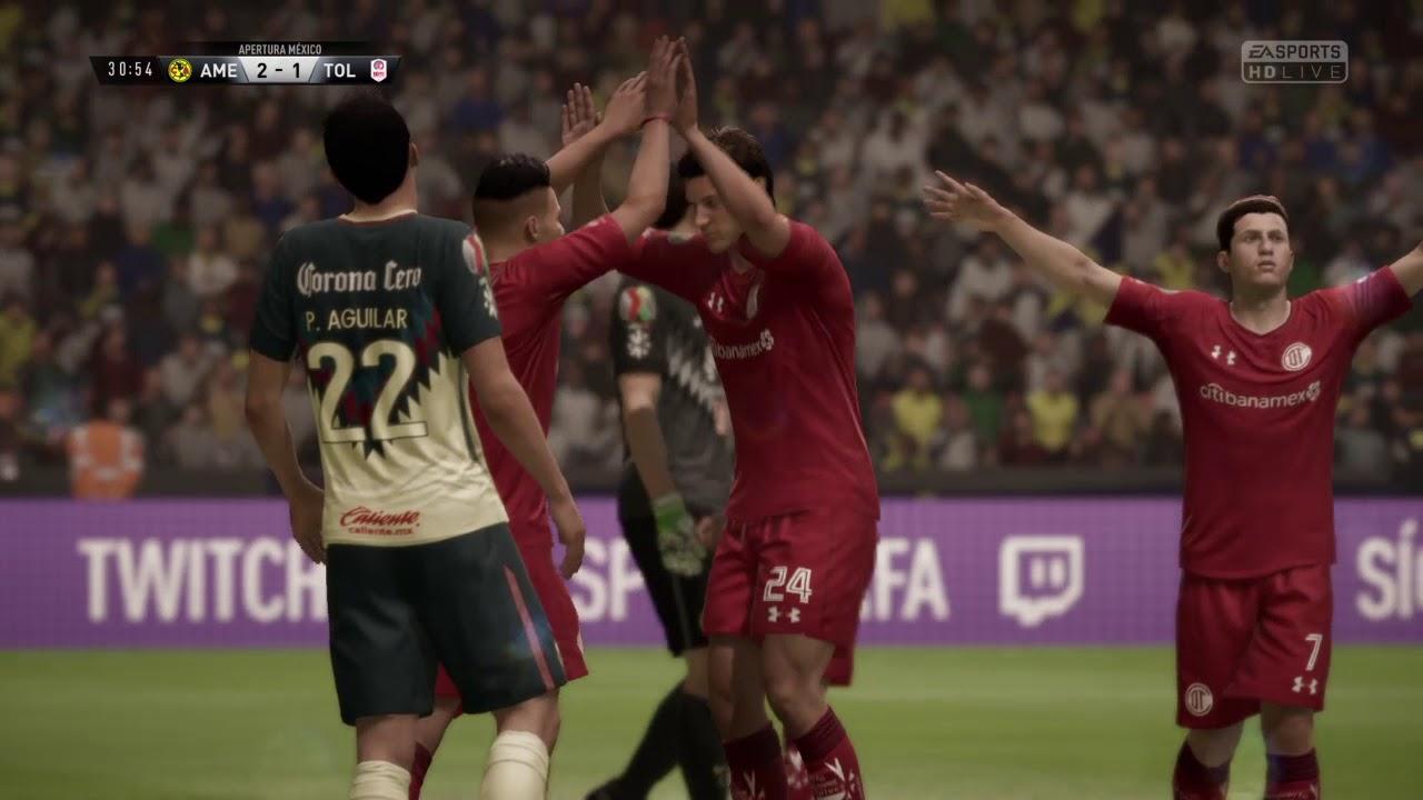 Resultado de imagen para Toluca fifa 18