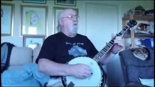 5-string Banjo: Billy Barlow (Including lyrics and chords)