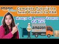 How to Send Products to Amazon Fba Fulfillment Center India warehouse | Tips for new seller on fba