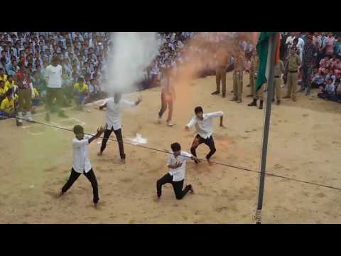 Vande Matram Dance - ABCD 2 Patriotic Performance
