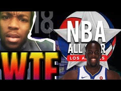 HOW?!? ANGRY FAN REACTING TO THE 2018 NBA ALL STAR RESERVES LIST!!